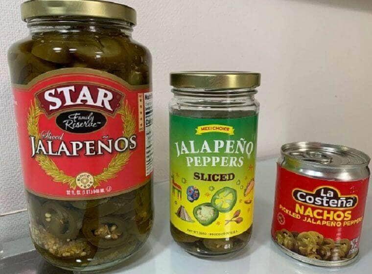 コストコ・カルディ・業務スーパーで購入したハラペーニョ