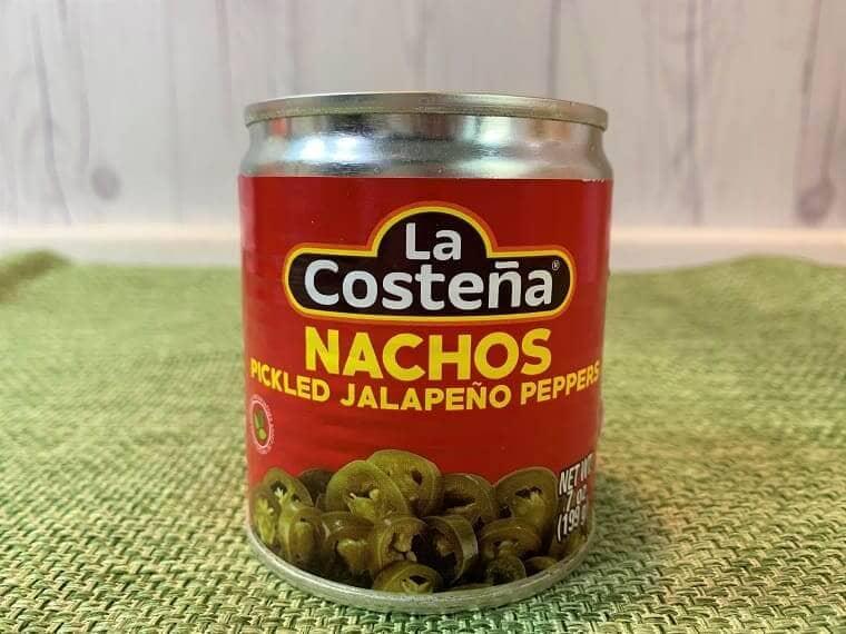 業務スーパーで販売されているラコステーニャのハラペーニョ