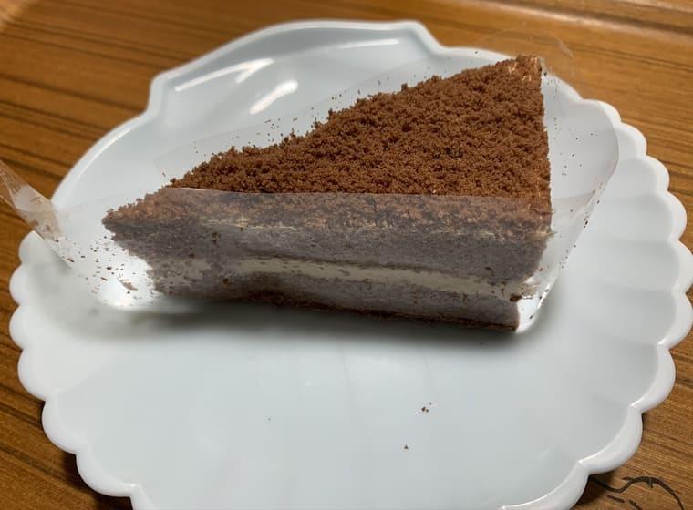 業務スーパーのふんわりチョコケーキ(チップ)