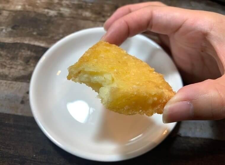 業務スーパーのチーズポテト