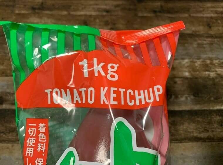 業務スーパーのトマトケチャップの内容量