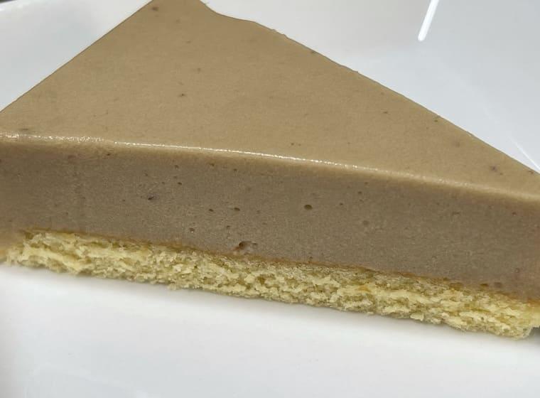 業務スーパーのモンブランムースケーキ