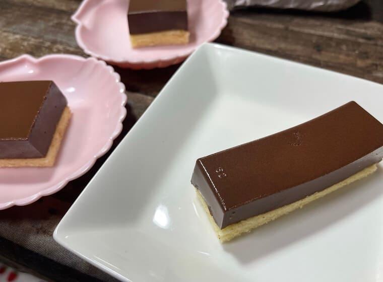 業務スーパーのチョコレートムース