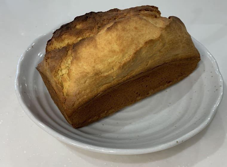 業務スーパーのカスタードプリンのアレンジレシピの完成